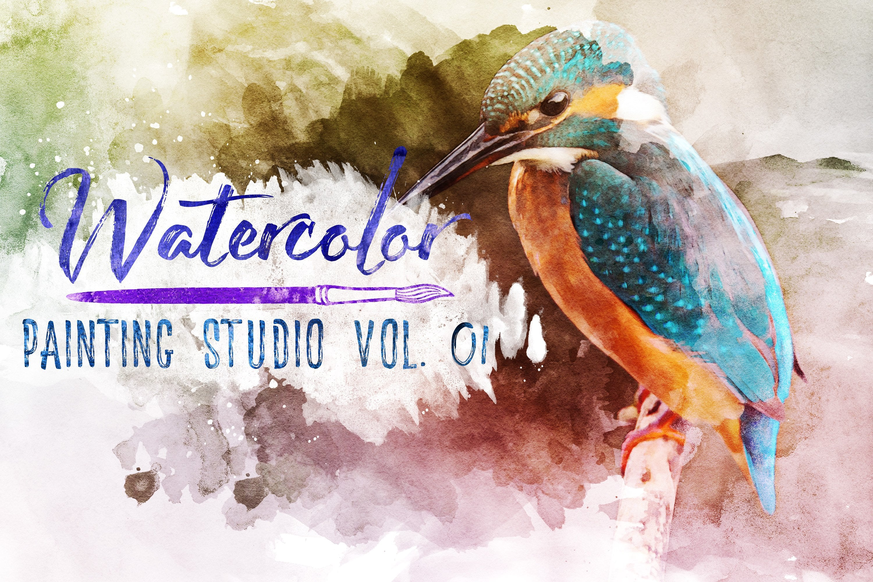 Artistic Tools: Photoshop Bundle with 88% OFF - preview 01 1 3