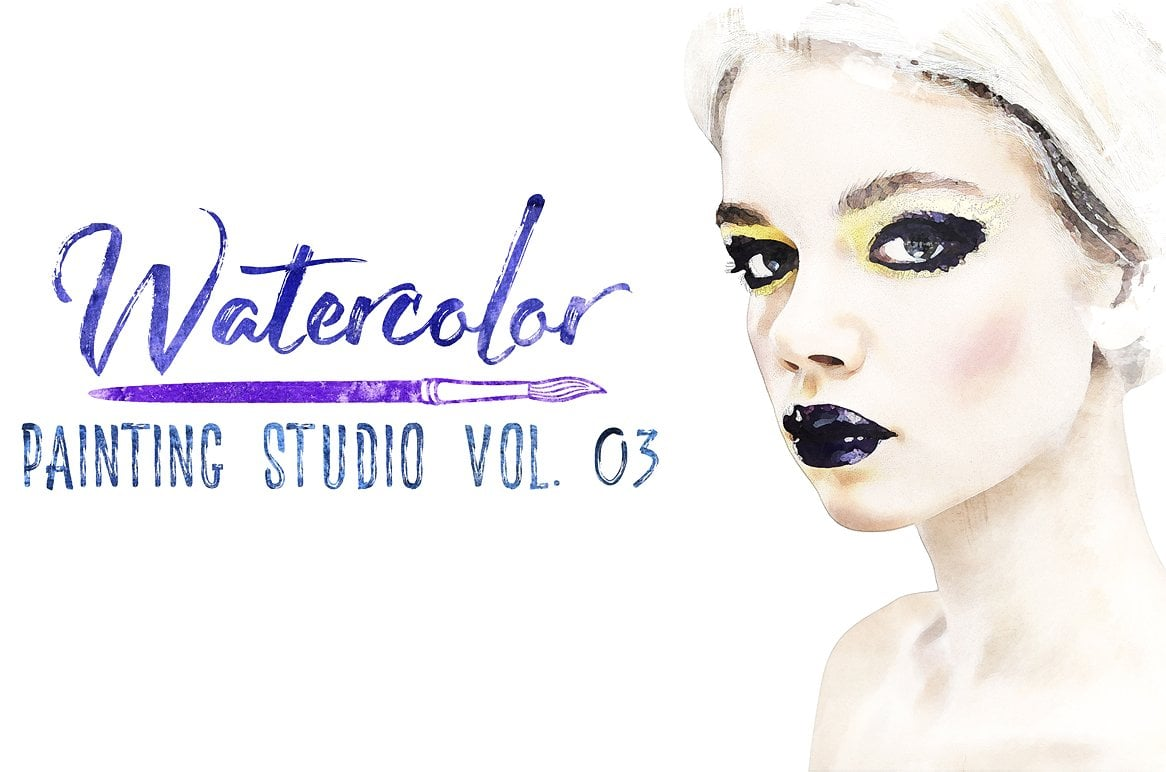 Artistic Tools: Photoshop Bundle with 88% OFF - preview 01 2