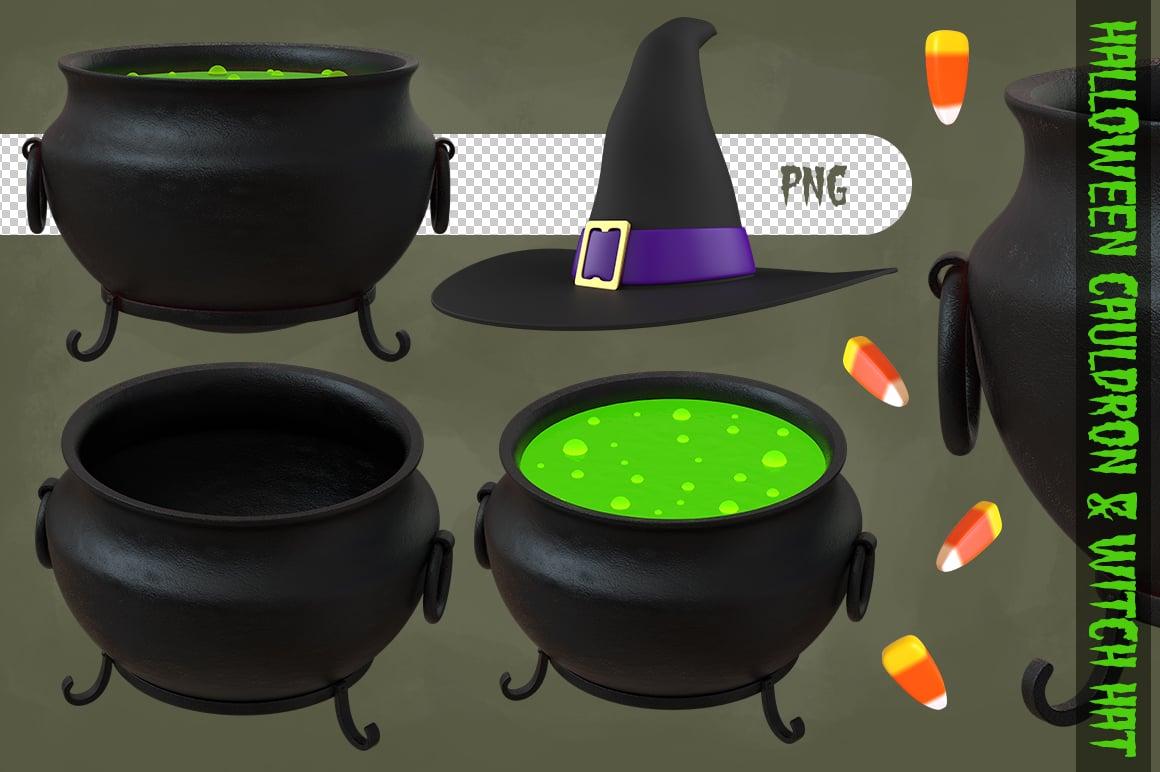 Halloween 3D images