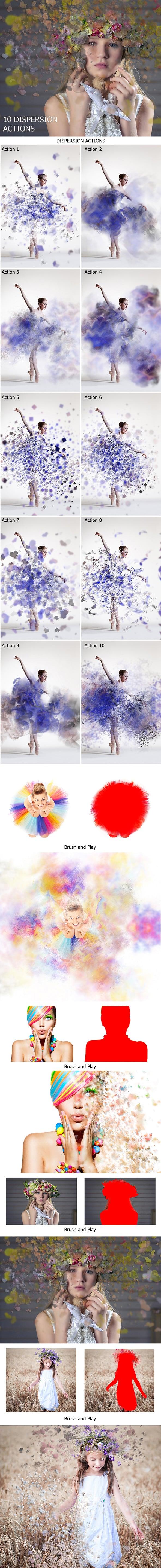 63 VSCO Photoshop Actions: Artistic Actions Bundle - just $9 - 13