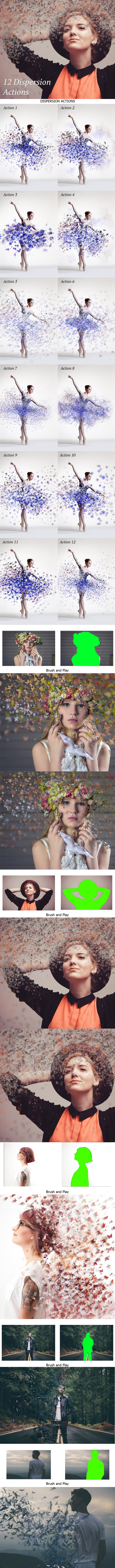 63 VSCO Photoshop Actions: Artistic Actions Bundle - just $9 - 14
