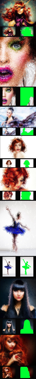 63 VSCO Photoshop Actions: Artistic Actions Bundle - just $9 - 2 2