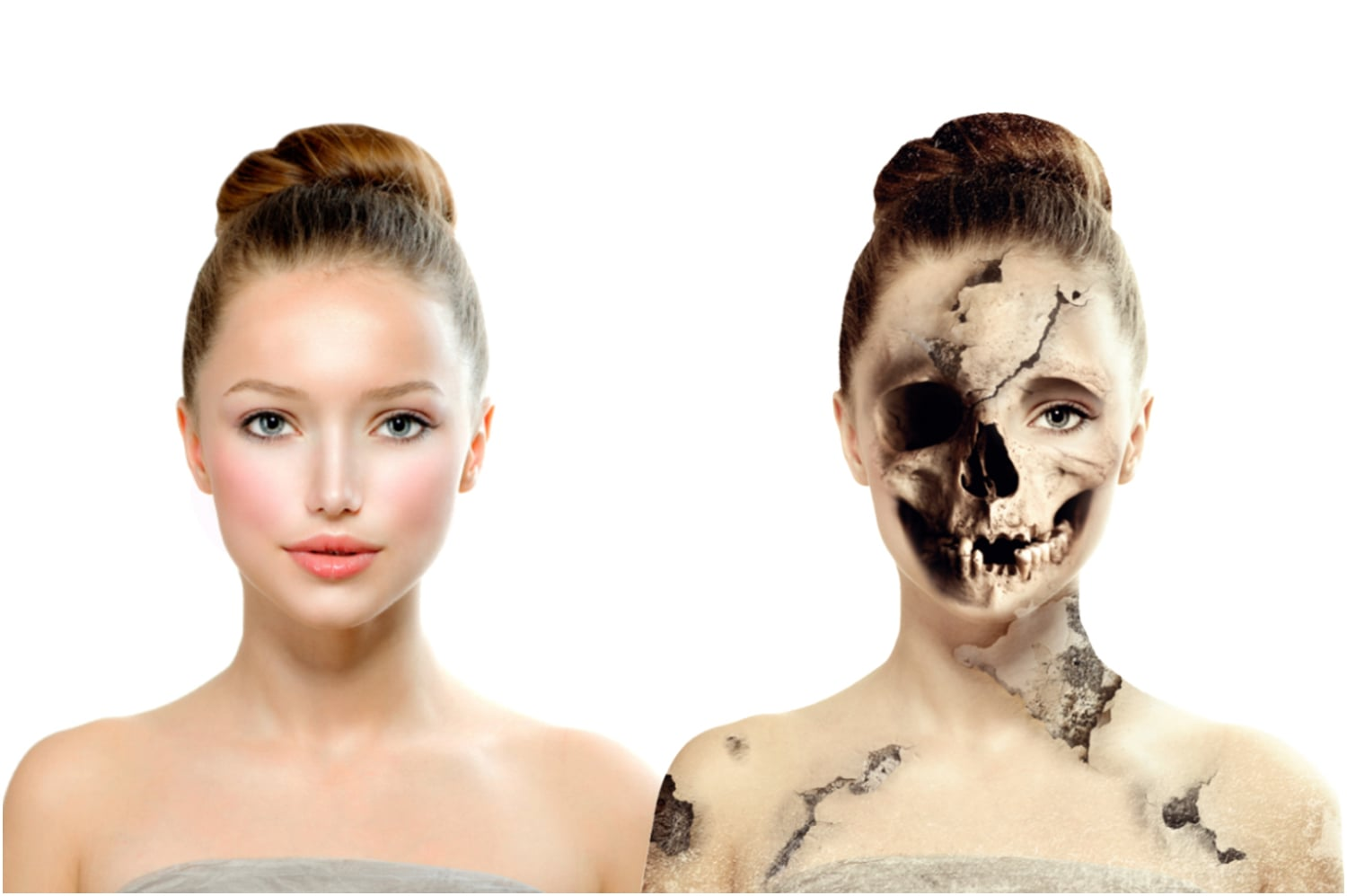 Horror Background and Overlays in 2020: 270 Horror Overlays + 4 actions - Halloween Bundle - $9 - 40