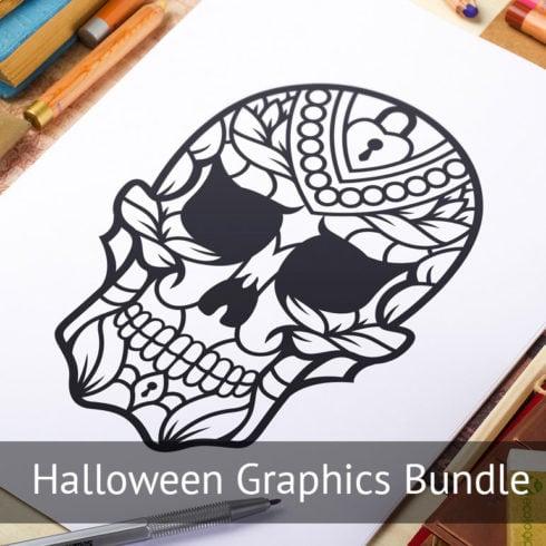 Halloween Graphics Bundle - 2046 Elements - just $9 - 490 1 490x490