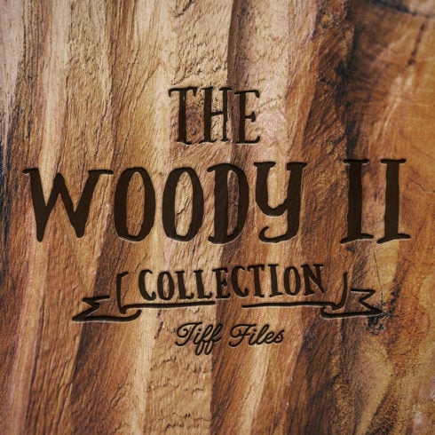 The Woody Collection of Textures - 490 490x490