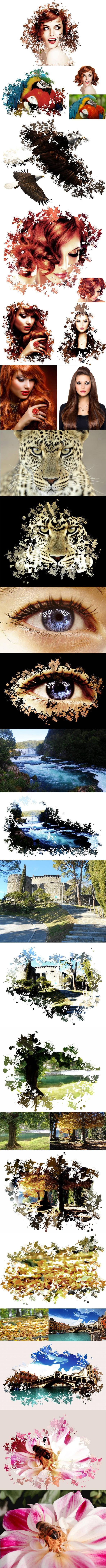 63 VSCO Photoshop Actions: Artistic Actions Bundle - just $9 - 5 2