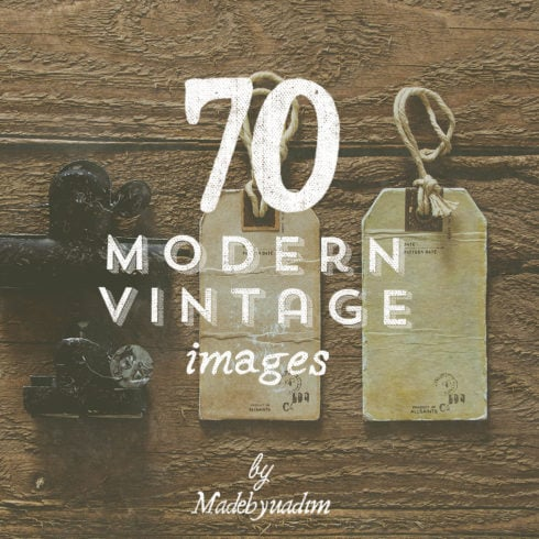 70 Hi-Res Real Photo Modern Vintage Images - 70 Modern Vintage images Cover3 490x490