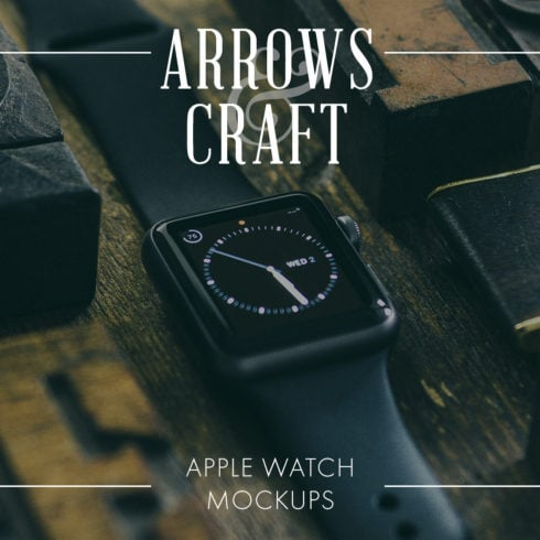 Author - Arrows Craft Cover 490x490