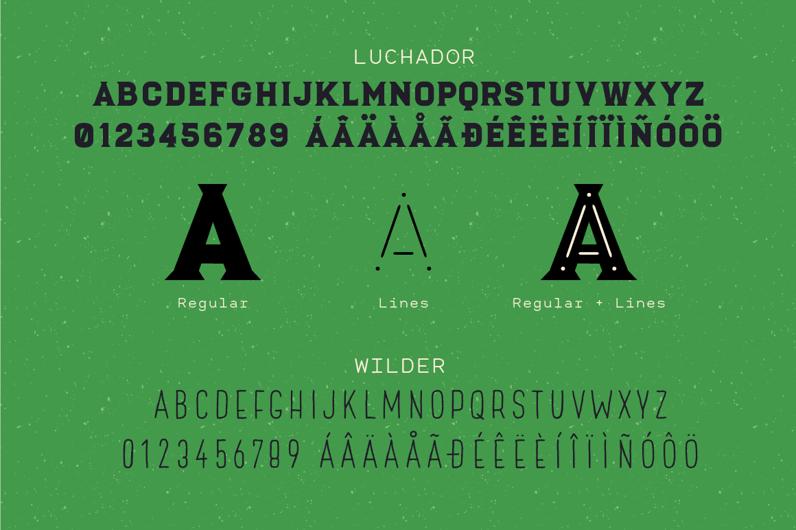 Crazy Font Bundle: the Crafters Toolbox by Great Scott - Crafters toolbox Font previe 2