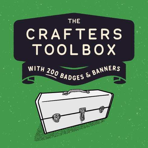 Crazy Font Bundle: the Crafters Toolbox by Great Scott - MasterBundles 1
