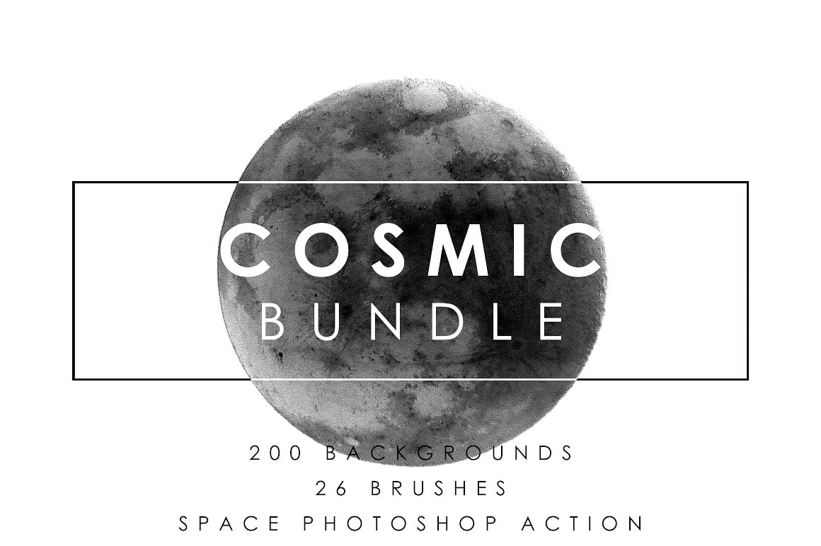 Cosmic Graphics Bundle with Extended License