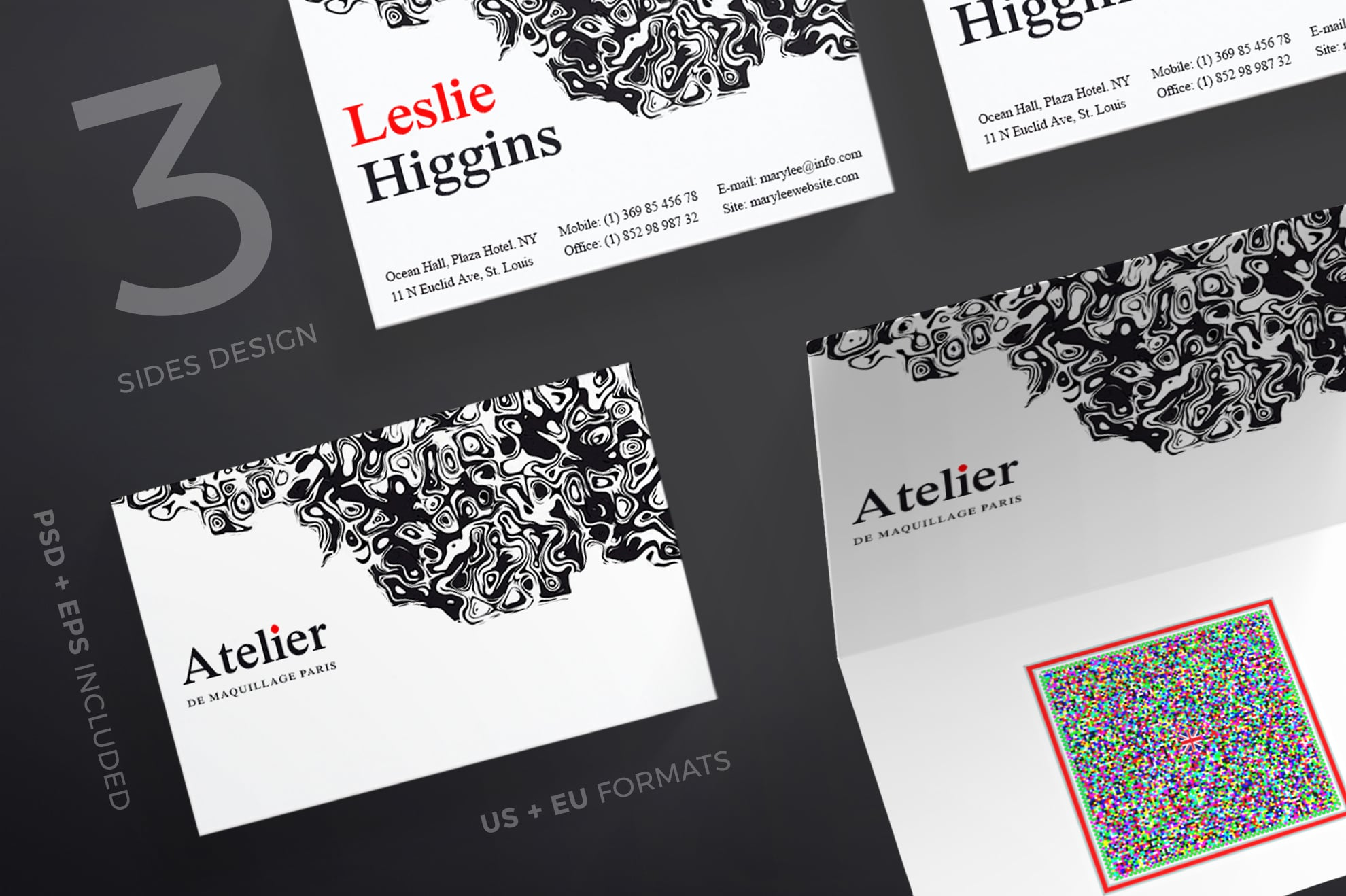 110 in 1 Business Card Bundle - 012 bc atelier 33 0