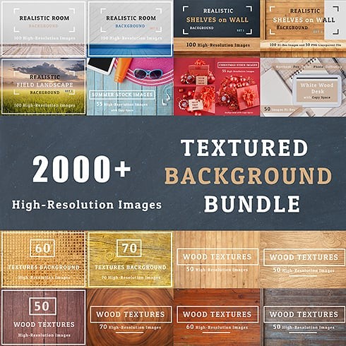 2000+ Textures Background Bundle - 13