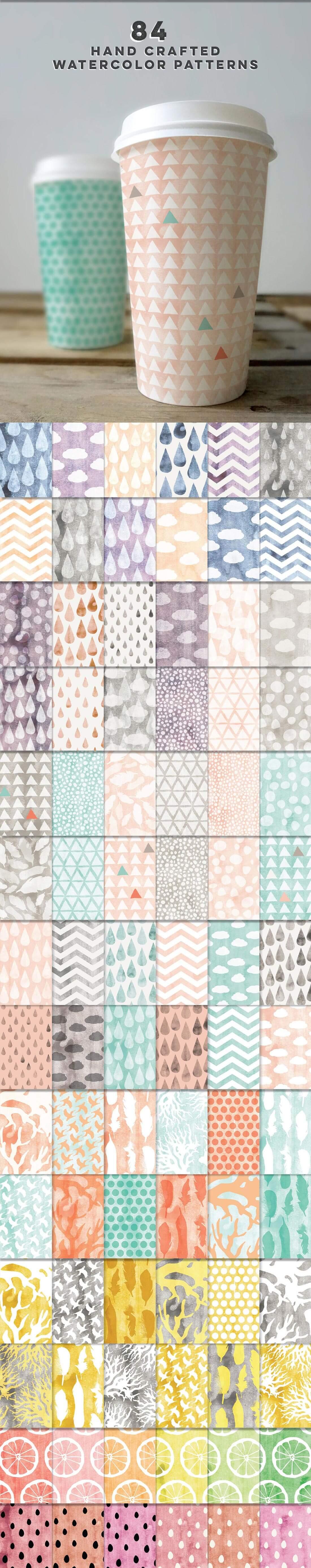 540 Geometric Patterns Super Bundle from Blixa 6 Studios - Blixa6Studios 3