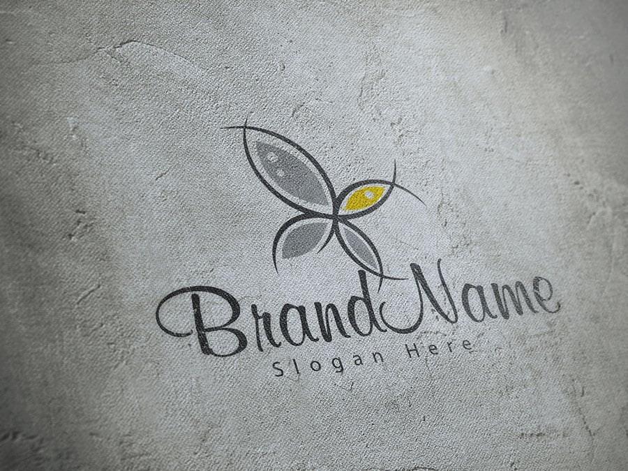 64 Logo Templates - 98% OFF - Butterfly Logo