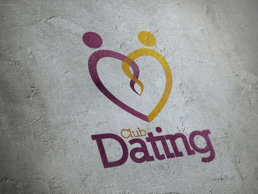 64 Logo Templates - 98% OFF - Dating Club