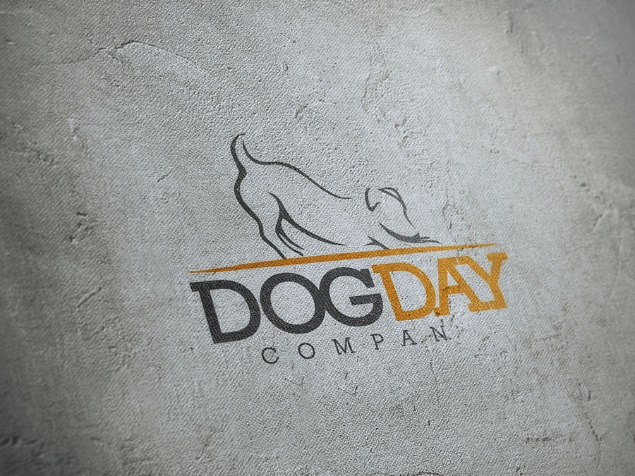 64 Logo Templates - 98% OFF - Dog Day