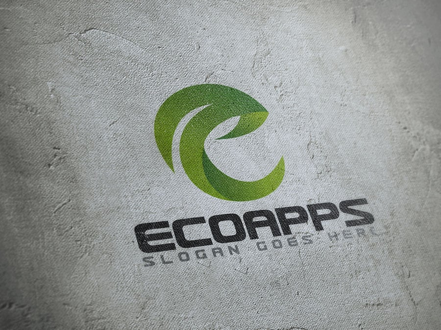 64 Logo Templates - 98% OFF - Eco Apps 3