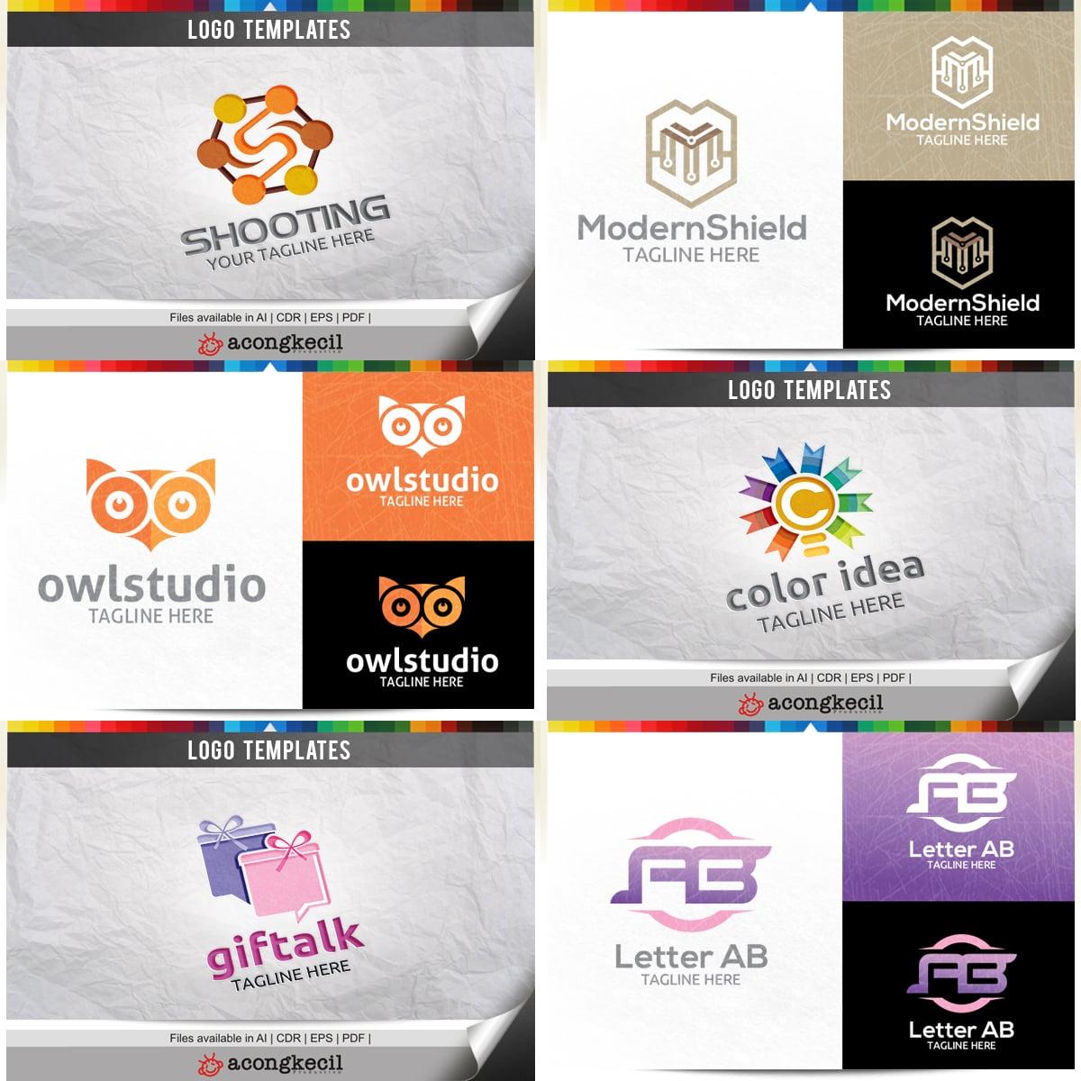 446 Business Logo Bundle - 99%+ OFF - Image Preview 23