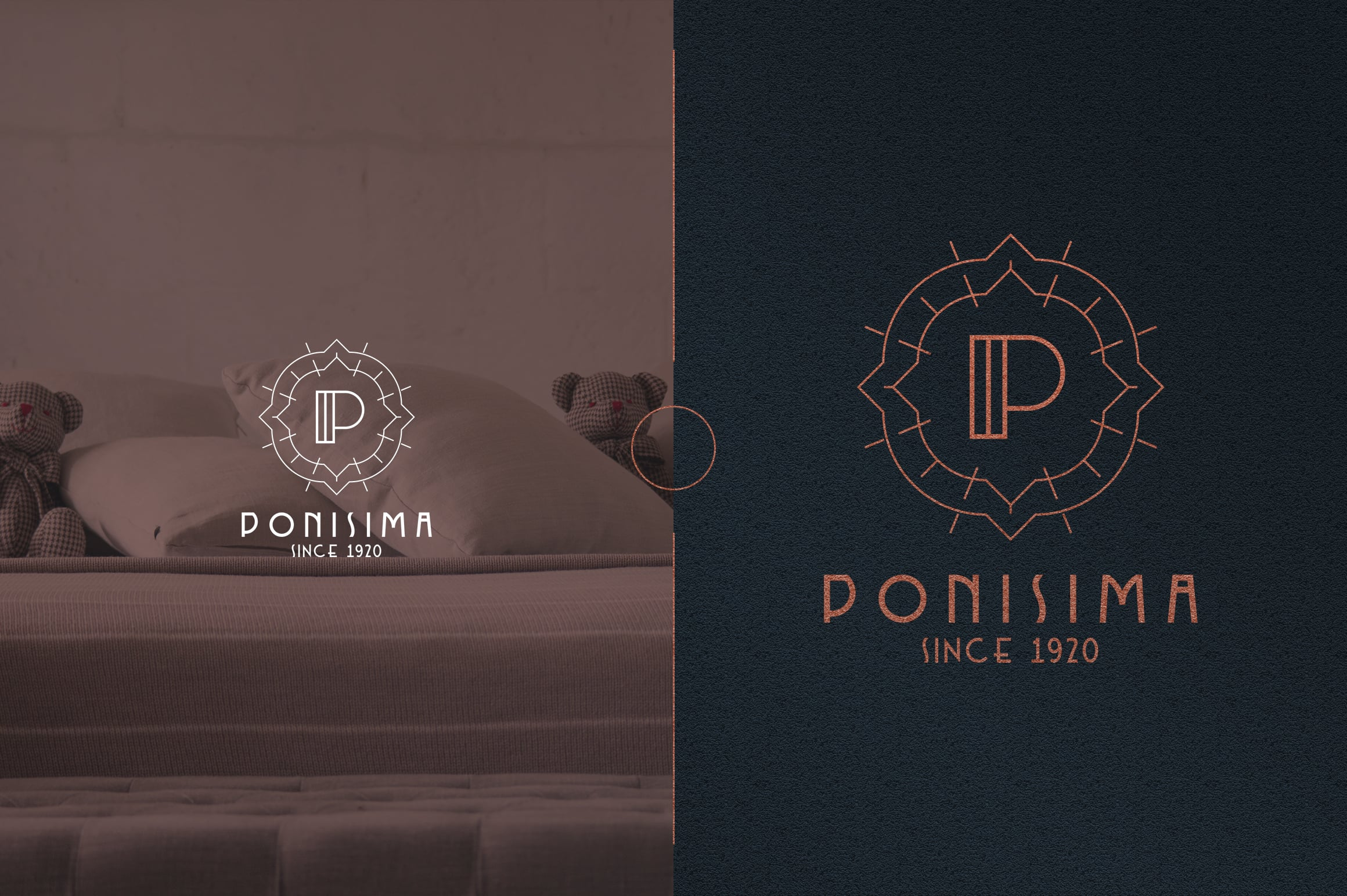 Art Deco A-Z Logo Templates - 18