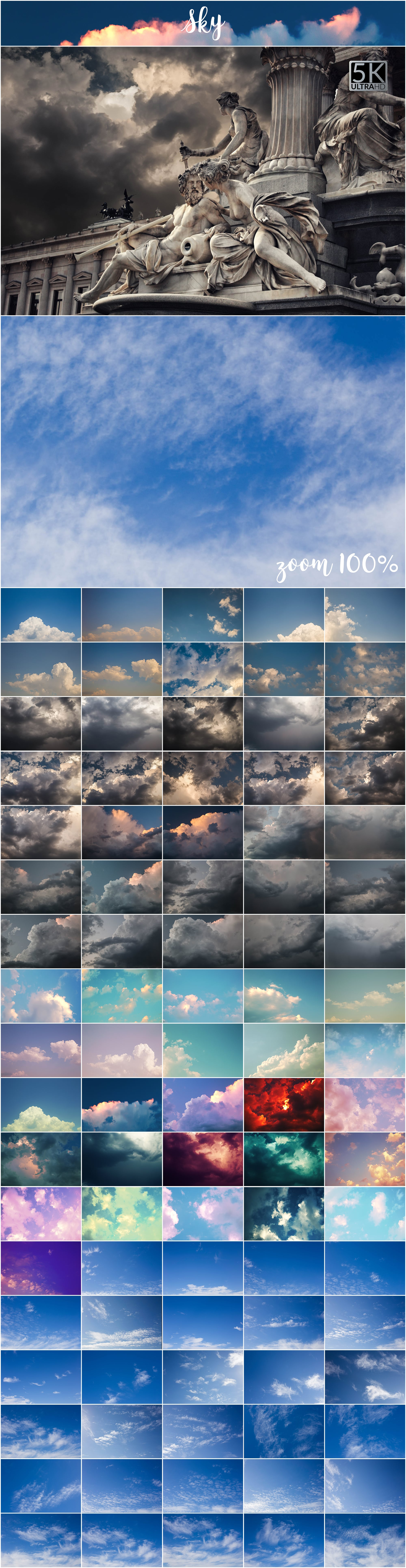 1053 Spectacular Overlays png - Only $18! - 4 Sky