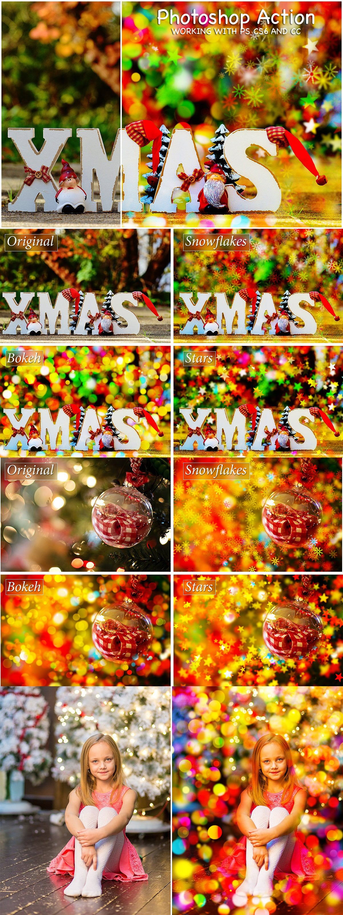 Christmas Deal: Overlays, Patterns, Brushes, Actions