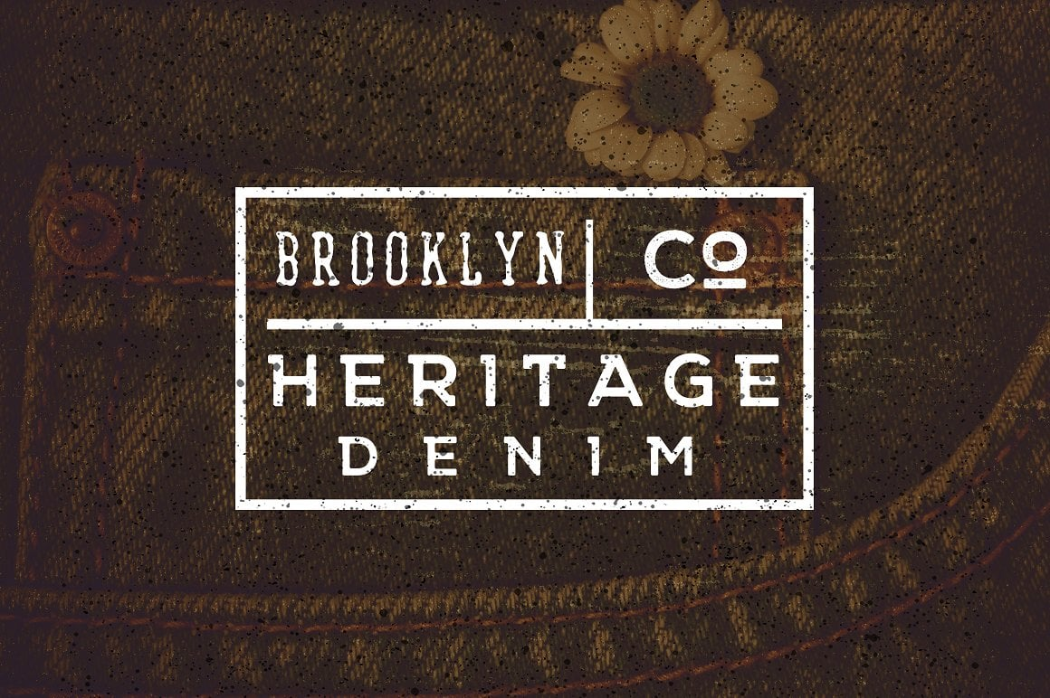 100 Vintage Stock Logo Templates - Only $24! - pre5