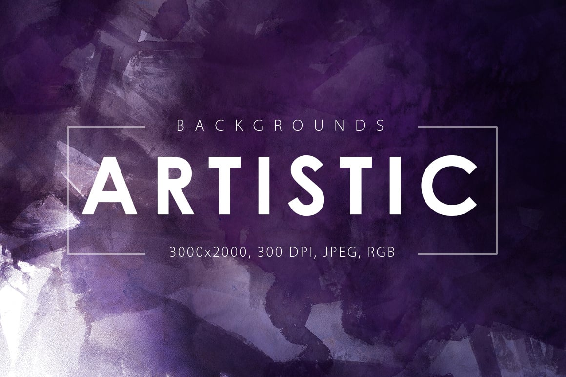 540+ Watercolor Backgrounds Bundle - 544 Items. Only $18! - artisticr backgrounds prev1 o
