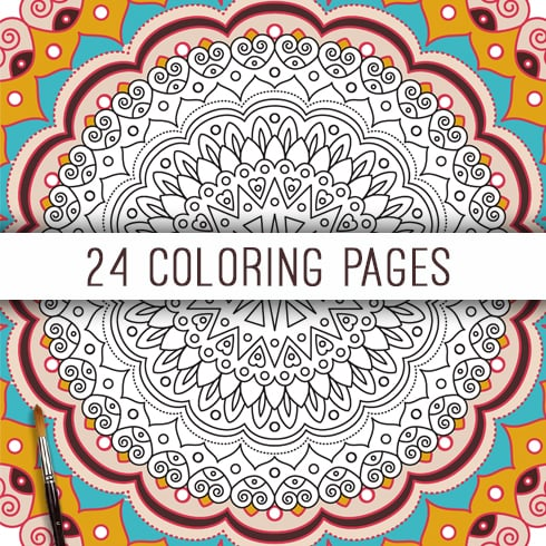 20+ Mandala Illustration. Bundle Collection - Only $29 - mandala 2