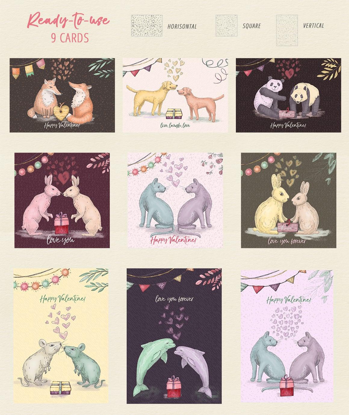 Gentle Love: Card Creator - presentation6