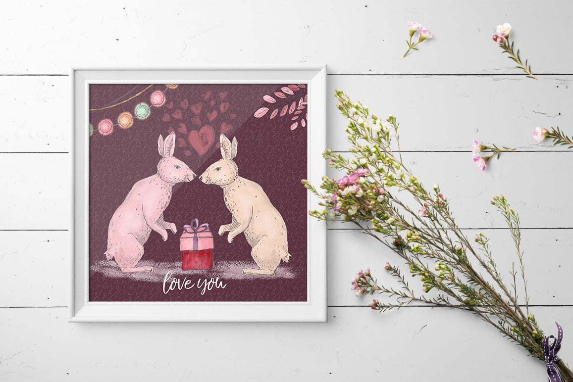 Gentle Love: Card Creator - presentation7