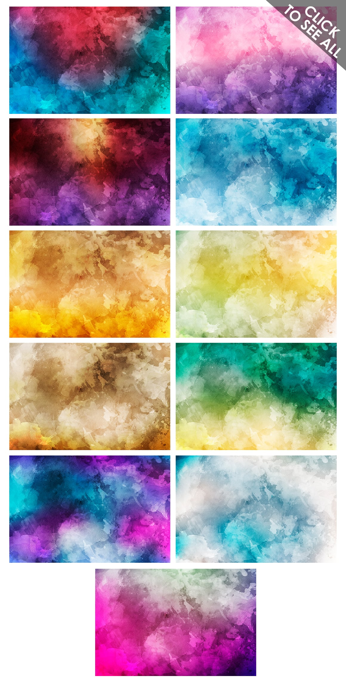 540+ Watercolor Backgrounds Bundle - 544 Items. Only $18! - watercolor backgrounds prev 2 o1