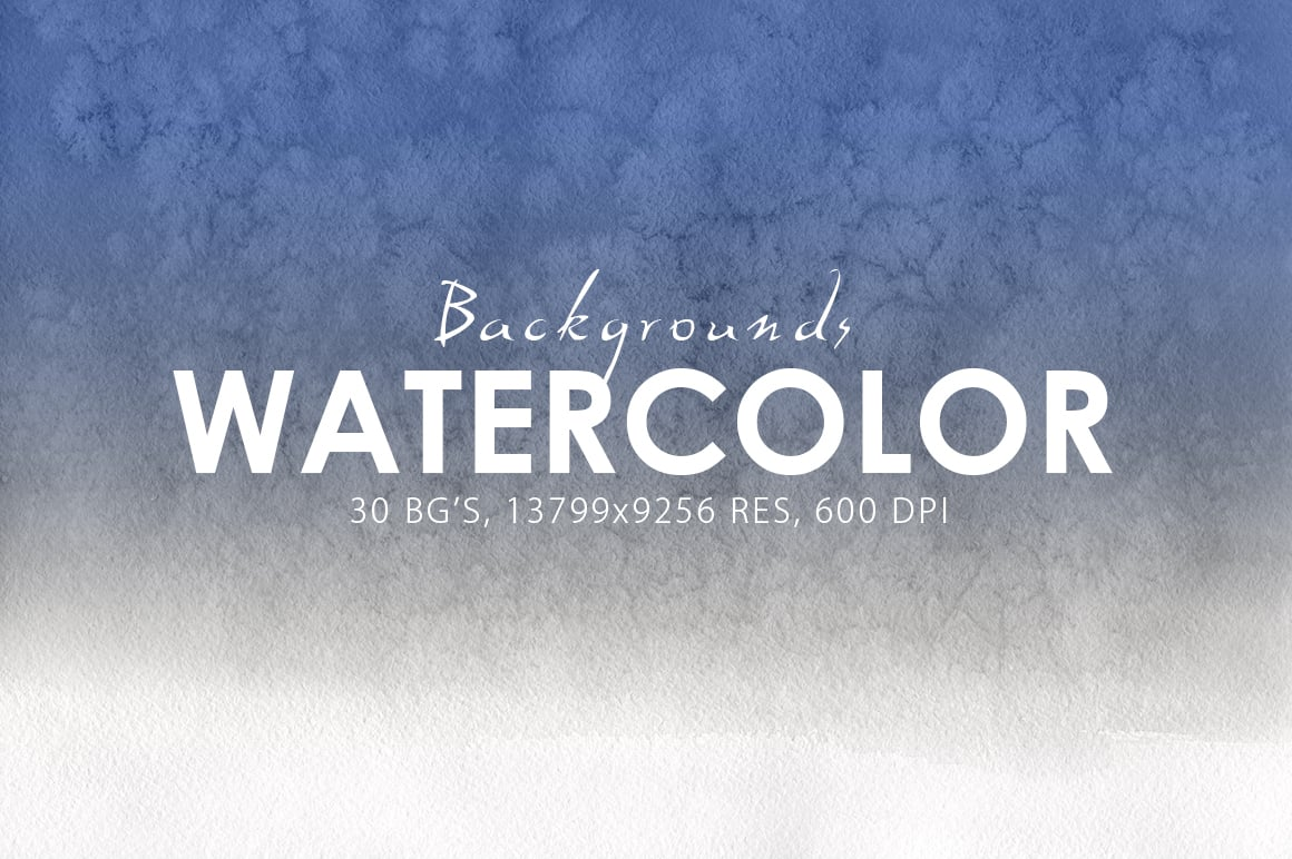 540+ Watercolor Backgrounds Bundle - 544 Items. Only $18! - watercolor gradient backgrounds prev o