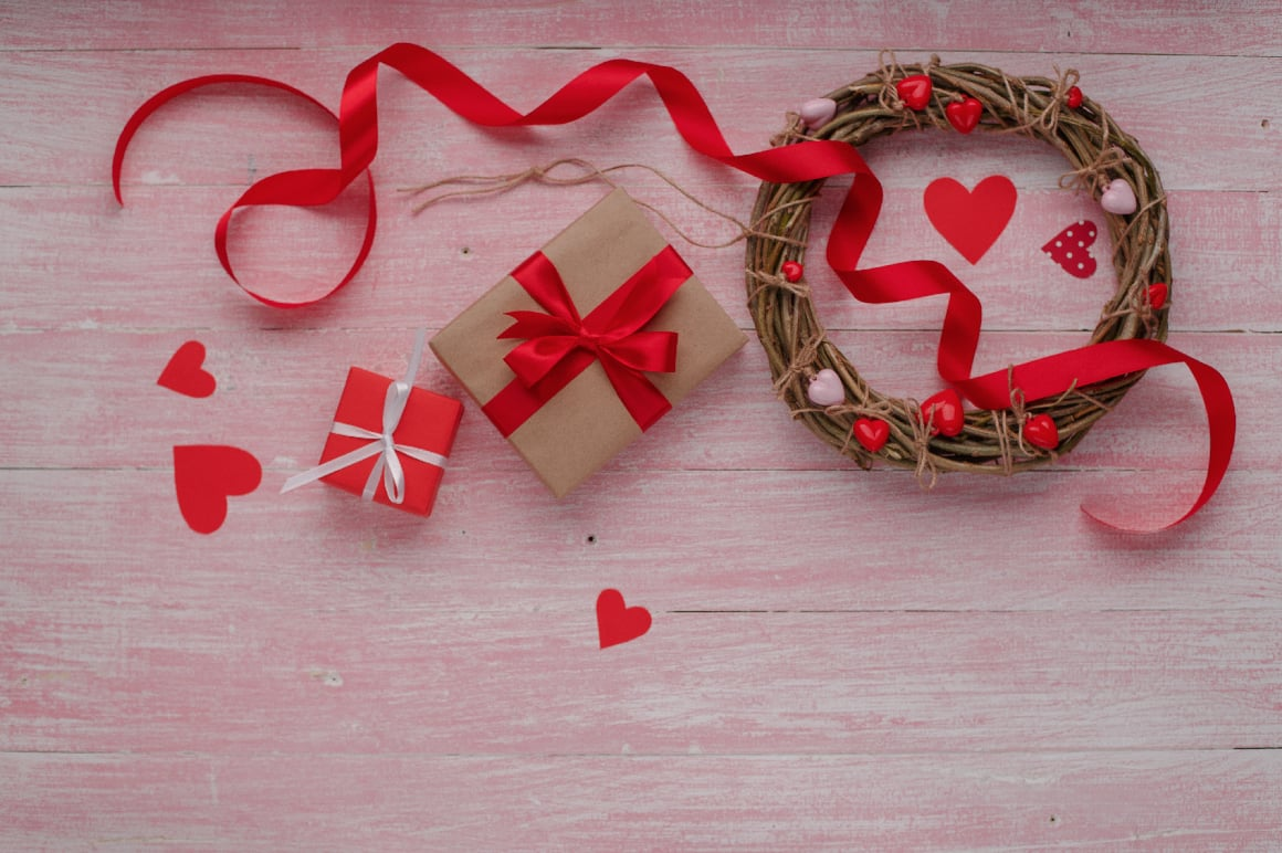 Valentines Day love celebration JPG set - 3 cover