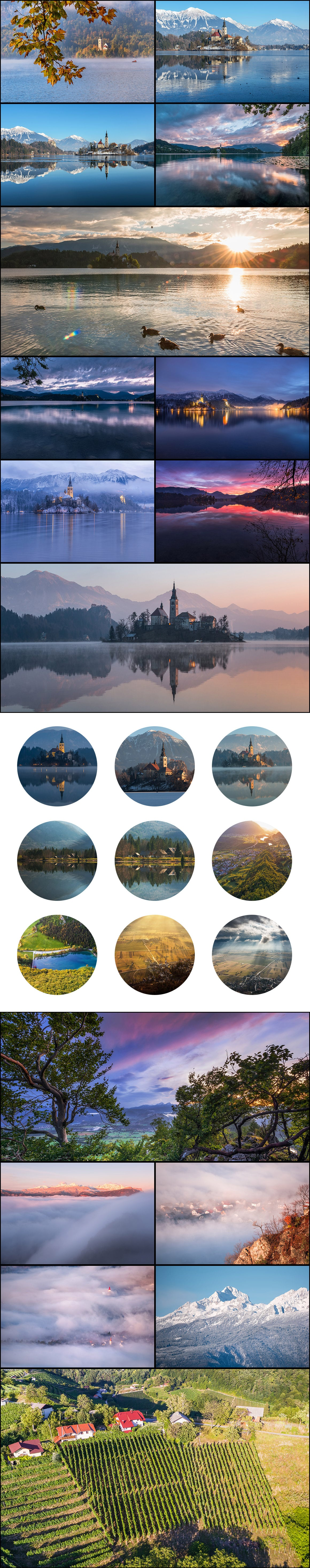 500+ Stock Images. Ultimate Photo Bundle  – $59 - PREVIEW landscapes1