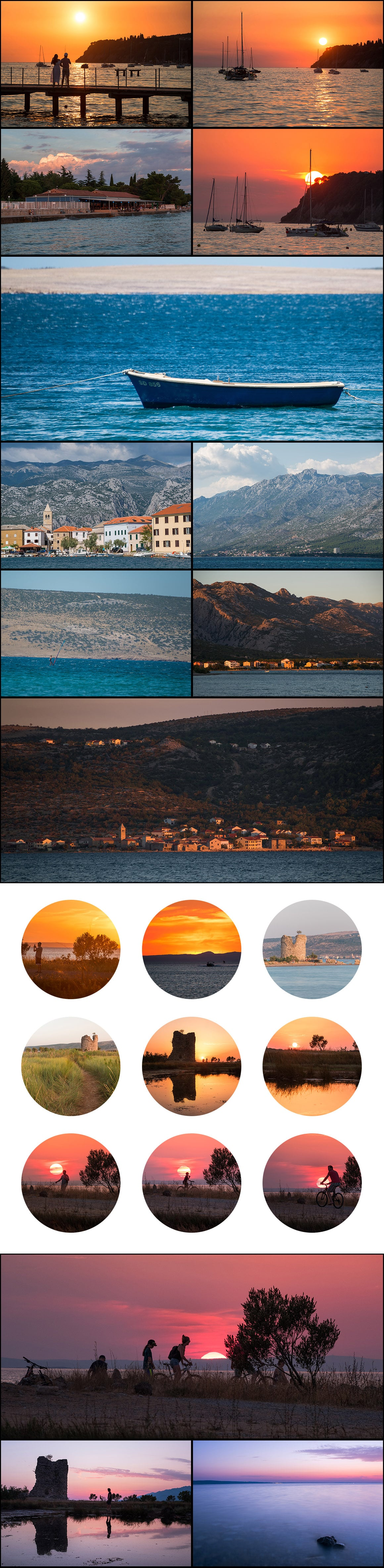 500+ Stock Images. Ultimate Photo Bundle  – $59 - PREVIEW seascapes