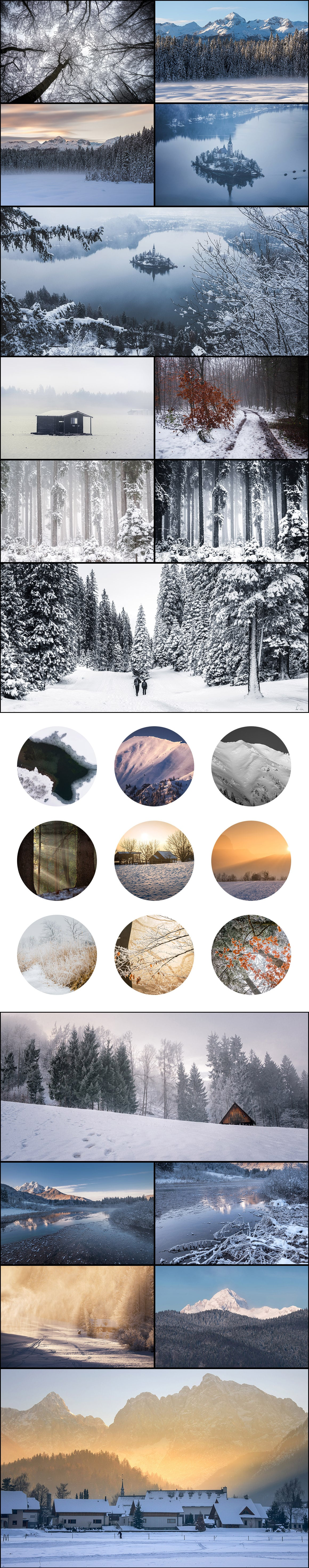500+ Stock Images. Ultimate Photo Bundle  – $59 - PREVIEW winter1