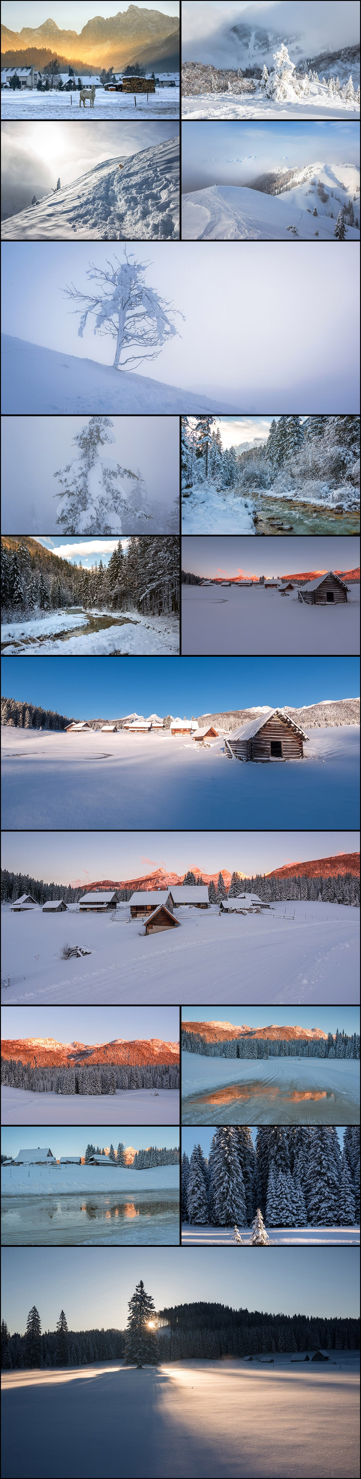 500+ Stock Images. Ultimate Photo Bundle  – $59 - PREVIEW winter2
