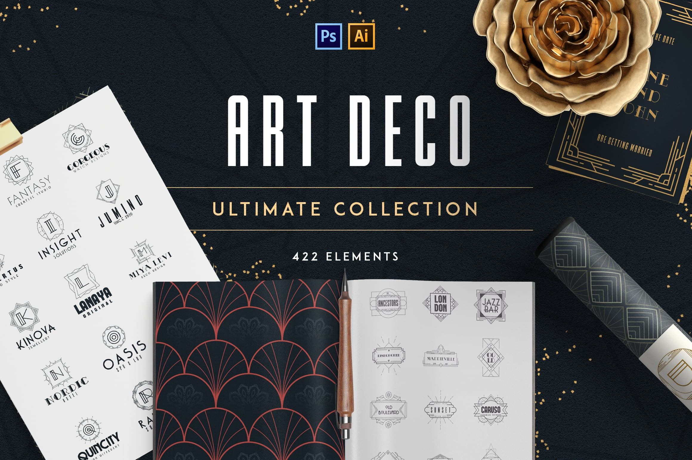 Art Deco Ultimate Collection - 1