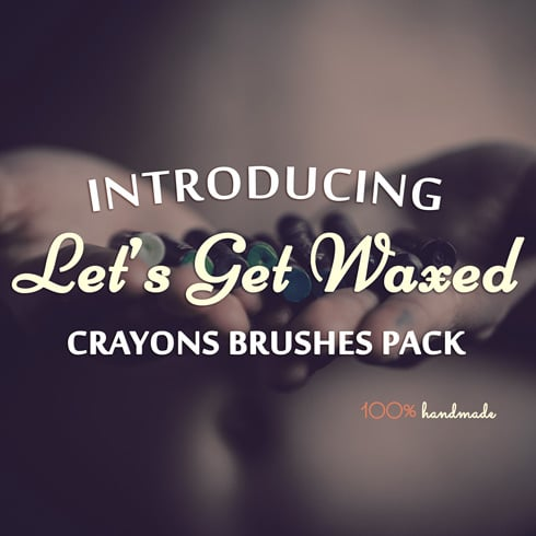 30 Best Line Art Illustrator Brushes (Wax Crayons) - crayons mb