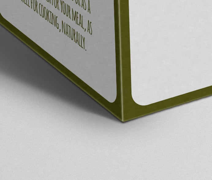 Olive Oil or Wine Box Mockup - close up2