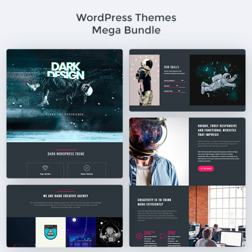 29 Premium Responsive Wordpress Theme Mega Bundle - left 490x490 490x490