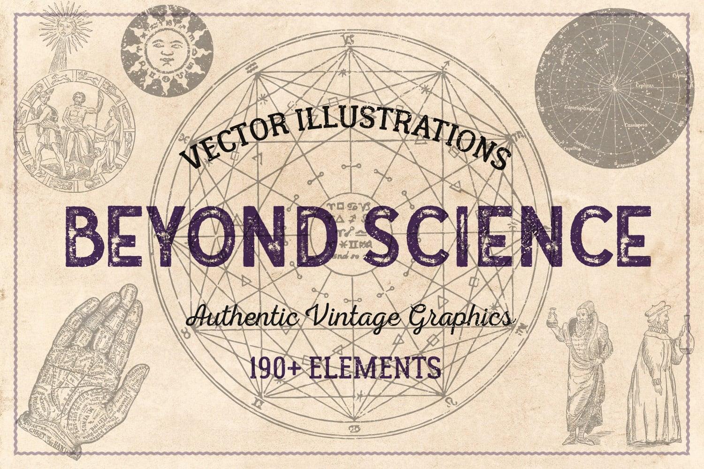 Astrology & Alchemy Illustrations