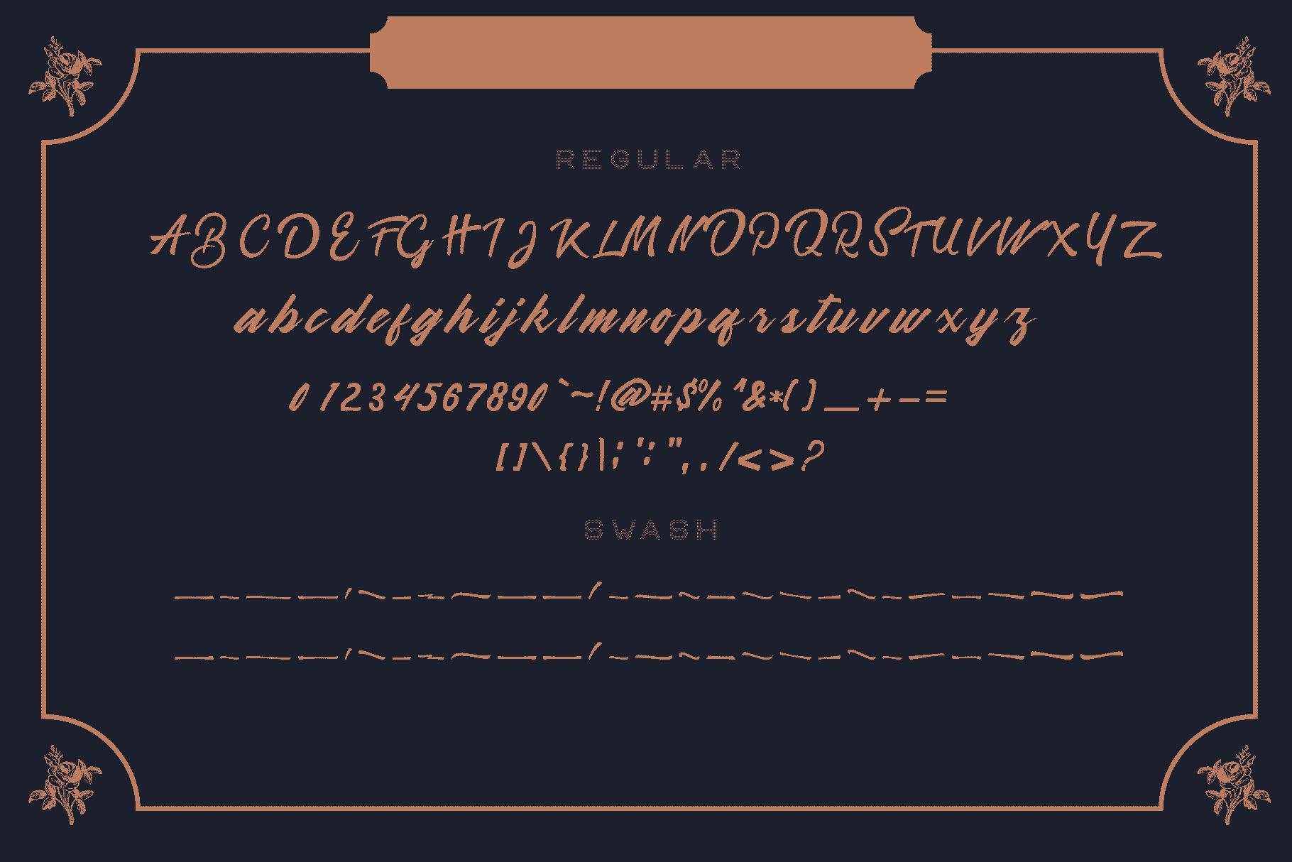 Vintage Font Bundle: 26 fonts + 100 extras - just $19 - 011 min 1