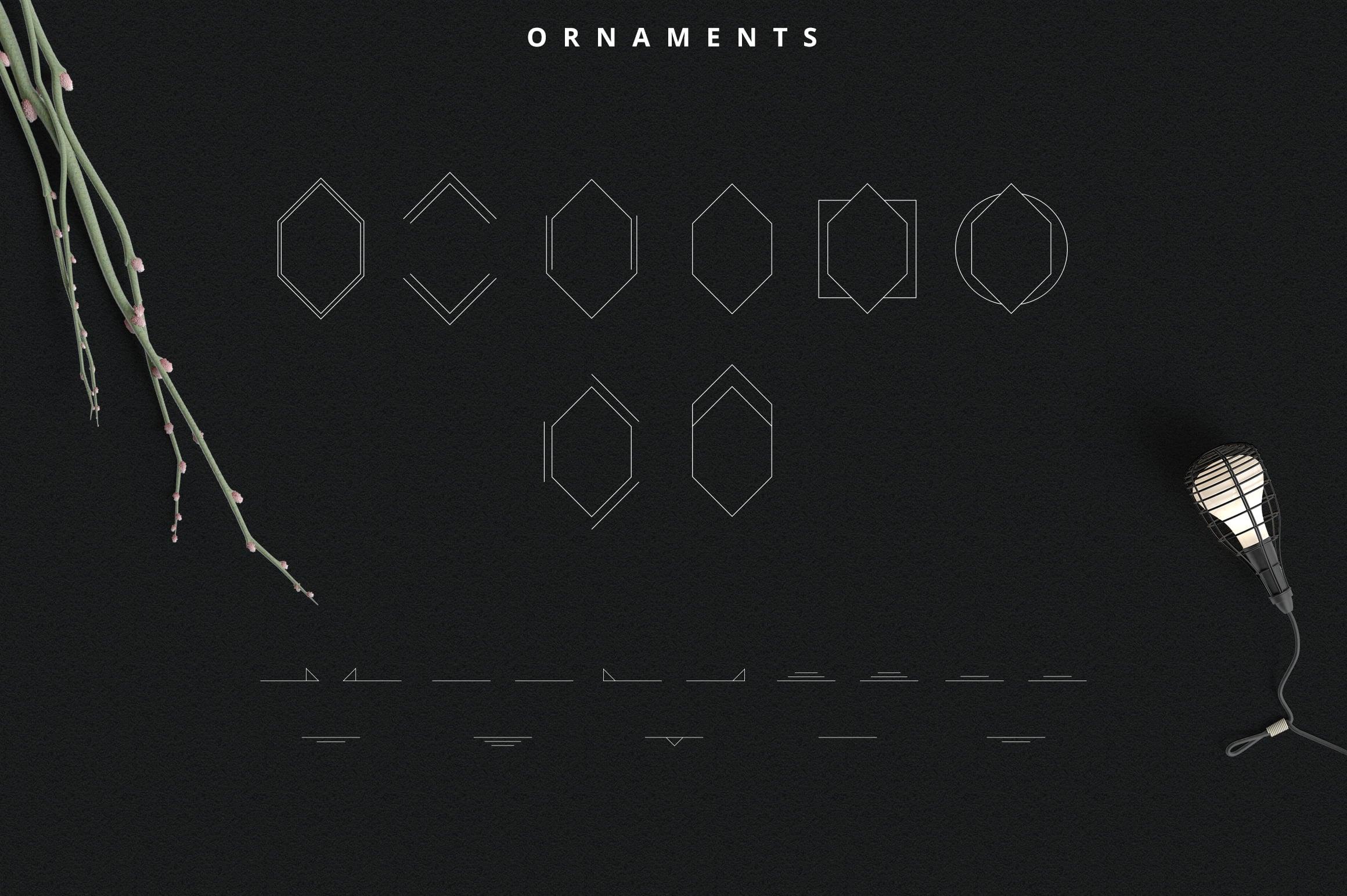 Ultimate Monogram Creator: 6-in-1 - just $14 - 12 3