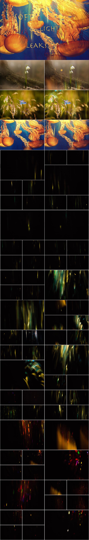 Digital Art Collection - $29 ONLY - 42 Soft Light Leaks