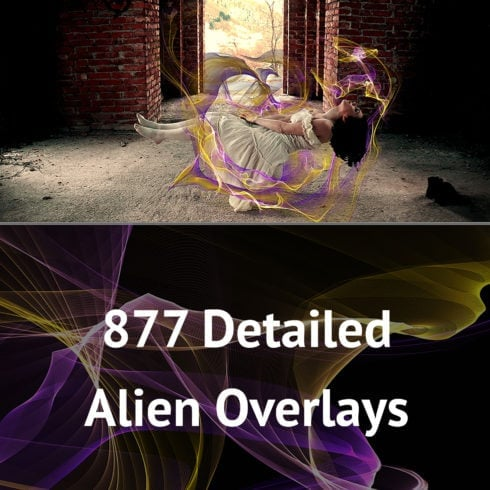 877 Detailed Alien Overlays - $24 - 603 490x490