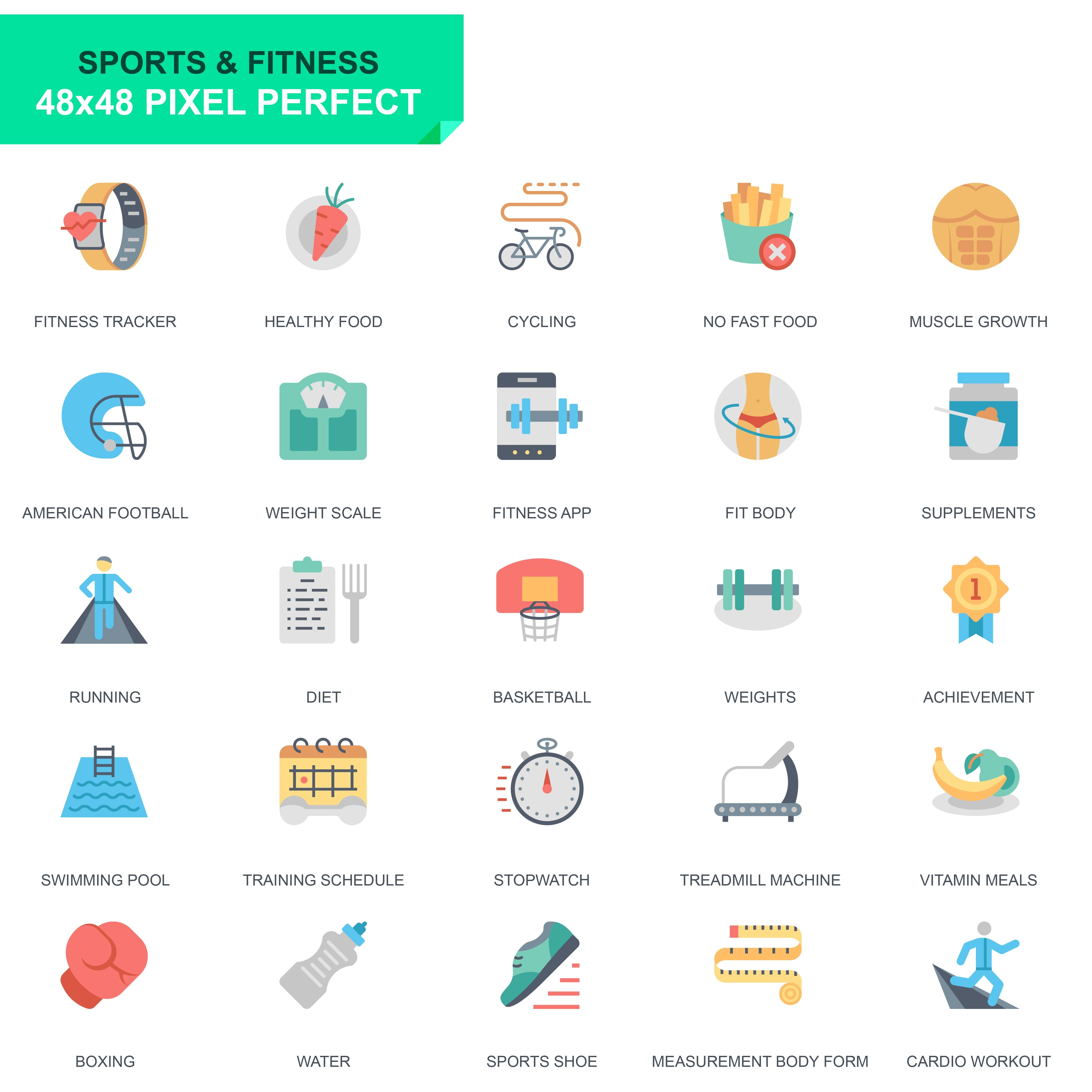 625 Flat Business Icons - just $24 - 7 2
