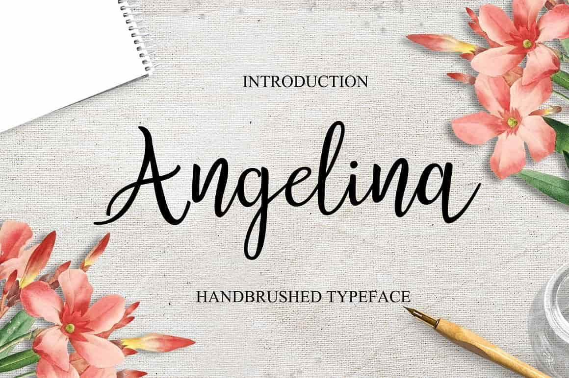 Hand Lettered Bundle: 9 Perfect Fonts - $12 ONLY - 1 1 min