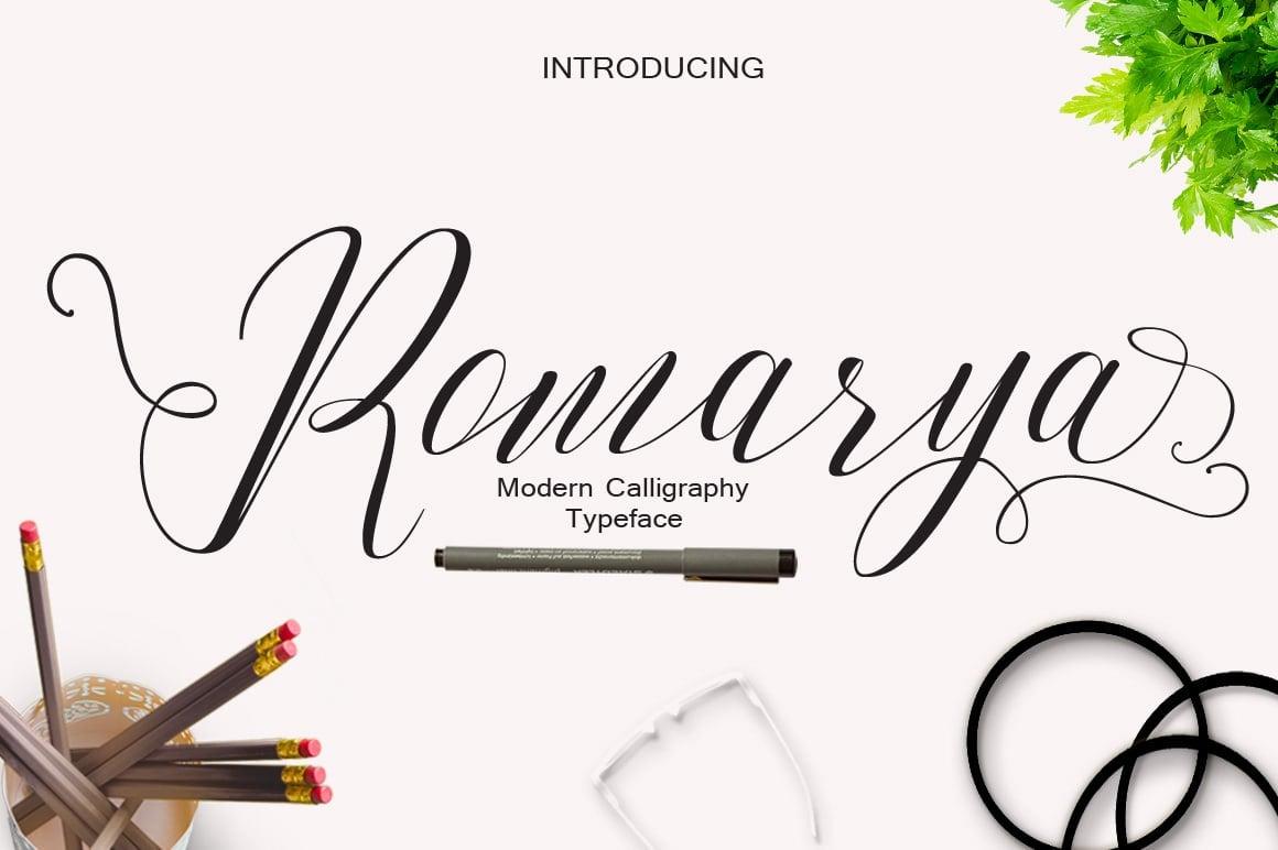16 Handwritten Fonts - $15 ONLY - 1 min 5